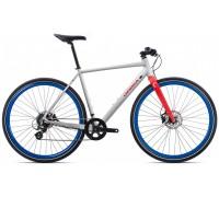 Велосипед Orbea Carpe 30 20 White-Red рама M (рост 170-180 см)