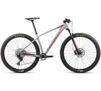 Велосипед Orbea Alma 29 H30 20 сірий-червоний рама L (рост 178-190 см)