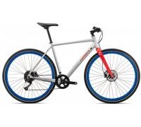 Велосипед Orbea Carpe 20 20 White-Red рама M (рост 170-180 см)