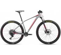 Велосипед Orbea Alma 29 H20 20 сірий-червоний рама M (рост 165-180 см)