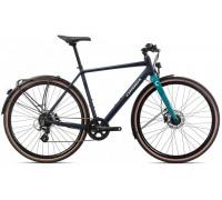 Велосипед Orbea Carpe 25 20 блакитний-бірюзовий рама XL (рост 190-200 см)