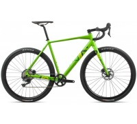 Велосипед Orbea Terra H30-D 1X 20 зелений рама M (рост 177-185 см)