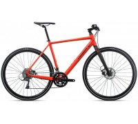 Велосипед Orbea Vector 30 20 Red-black рама L (рост 180-190 см)