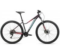 Велосипед Orbea MX 27 ENT 40 20 фіолетовий-рожевий рама S (рост 160-170 см)