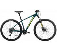 Велосипед Orbea MX 29 20 20 Ocean-жовтий рама XL (рост 185-198 см)