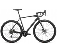Велосипед Orbea Terra H40-D 20 чорний рама M (рост 177-185 см)