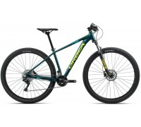 Велосипед Orbea MX 27 30 20 Ocean-жовтий рама M (рост 165-180 см)