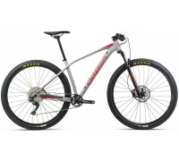 Велосипед Orbea Alma 29 H50 20 сірий-червоний рама M (рост 165-180 см)