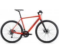 Велосипед Orbea Vector 30 20 Red-black рама M (рост 170-180 см)