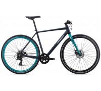 Велосипед Orbea Carpe 40 20 Blue-Turquoise рама M (рост 170-180 см)