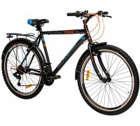 "Велосипед сталь Premier Texas 26 V-brake 20"" Black - Blue"