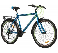 "Велосипед сталь Premier Texas 26 V-brake 20 ""Neon блакитний"