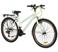 "Велосипед сталь Premier Dallas 26 V-brake 16 ""White"