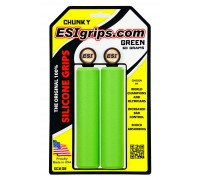 Грипсы ESI Chunky Green