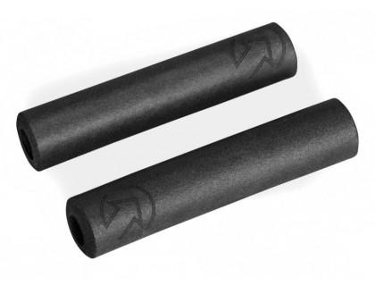 Ручки руля PRO Slide On Race 32x130 мм черный   Veloparts