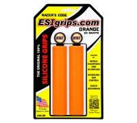 Грипсы ESI Racer's Edge Orange