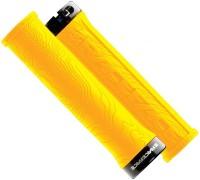 Ручки руля RaceFace Half nelson, w/lock жовтий