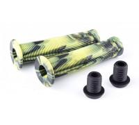 Ручки руля FireEye Sea Cucumber 140 мм мармуровий