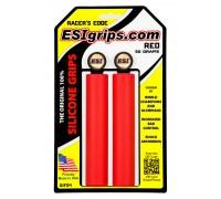 Грипсы ESI Racer's Edge Red