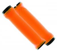 Ручки руля RaceFace Lovehandle помаранчеві