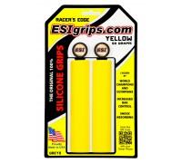 Грипсы ESI Racer's Edge Yellow