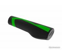 Ручки руля KLS Token зелений