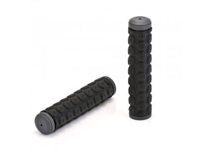 Грипсы XLC GR-G01 'Sportiv', черно-серые, 130мм. | Veloparts
