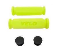 Ручки руля Velo VLG075A 117 мм зелений