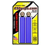 Грипсы ESI Racer's Edge Blue