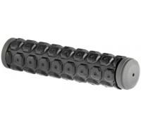 Ручки керма Velo VLG-184D2 130 мм чорний / сірий