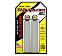 Грипсы ESI Racer's Edge Gray