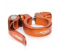 Хомут XLC PC-L04, Ø31,8мм, оранжевый