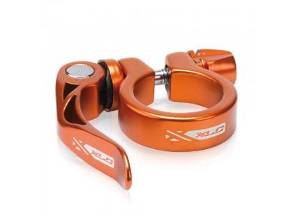 Хомут XLC PC-L04, Ø31,8мм, оранжевый | Veloparts