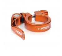 Хомут XLC PC-L04, Ø34,9мм, оранжевый