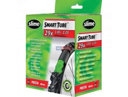 Антипрокольная камера с жидкостью 29 x 1.85 - 2.2 (700x47-52) PRESTA, Slime   Veloparts