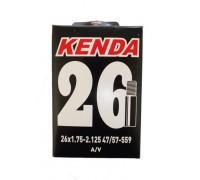 Камера Kenda 26''х1,75-2,1 AV (511313)