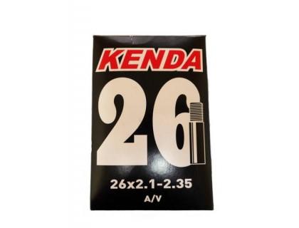 Камера Kenda 26''х2,1-2,35 AV (511306) | Veloparts