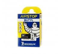 "Камера Michelin C2 AIRSTOP 26""х1-1,25 (25/35X559) PR40мм"