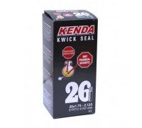 Антипрокольная камера Kenda 26''х1,75-2,1 AV Kwick Seal