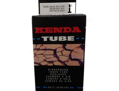 Камера Kenda 24''х2,3-2,6 AV (512341) | Veloparts