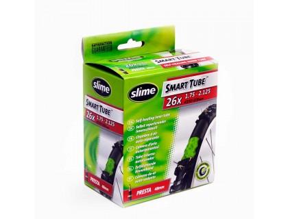 Антипрокольная камера с жидкостью 26 x 1.75 - 2.2 PRESTA, Slime | Veloparts