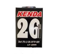 Камера Kenda 26''х1,75-2,1 AV 48мм (514123)