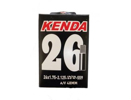 Камера Kenda 26''х1,75-2,1 AV 48мм (514123) | Veloparts