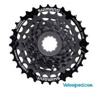 Касета Shimano Tourney CS-HG200-7 12-32 7 зірок