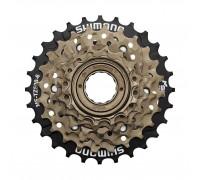 Зірки задні Shimano Tourney MF-TZ500-6 14-28T 6 зірок