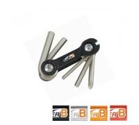 Ключі-мультитул SuperB TB-9860 6 інструментів