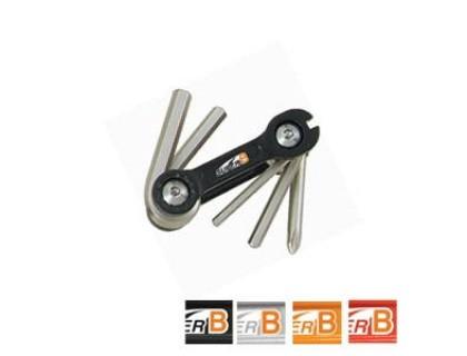 Ключі-мультитул SuperB TB-9860 6 інструментів | Veloparts