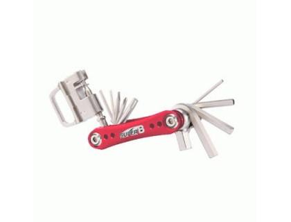 Ключі-мультитул SuperB TB-FD40 17 інструментів | Veloparts