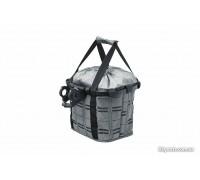 Кошик-сумка KLS Shopper на кермо велосипеда сірий