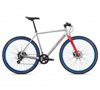 Велосипед Orbea CARPE 30 M [2019] White - Red (J42153QP)